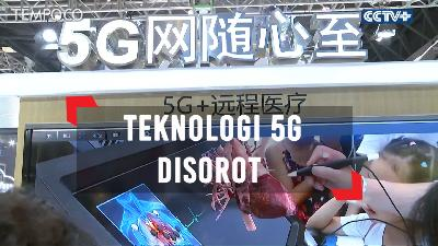 Teknologi 5G Disorot di Smart China Expo