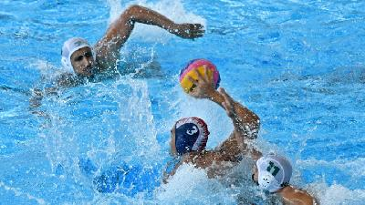 Sea Games 2019, Polo Air Latih Tanding ke Luar Negeri