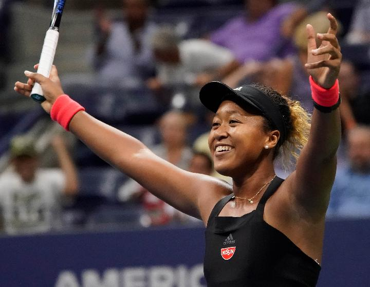 Petenis Jepang Naomi Osaka. Reutes/Robert Deutsch-USA TODAY Sports