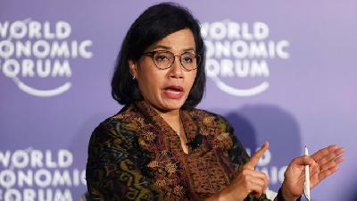 Sri Mulyani Jelaskan Revolusi Industri di World Economic Forum