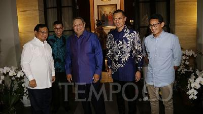 Gerindra Politician Demands Democrat Ejection from Coalition
