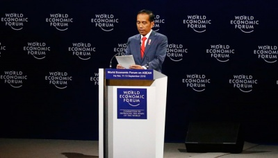 Jokowi: Ocean Preservation Requires Global Mental Revolution