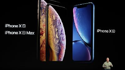 iPhone XR  Smartphone Terlaris  di AS