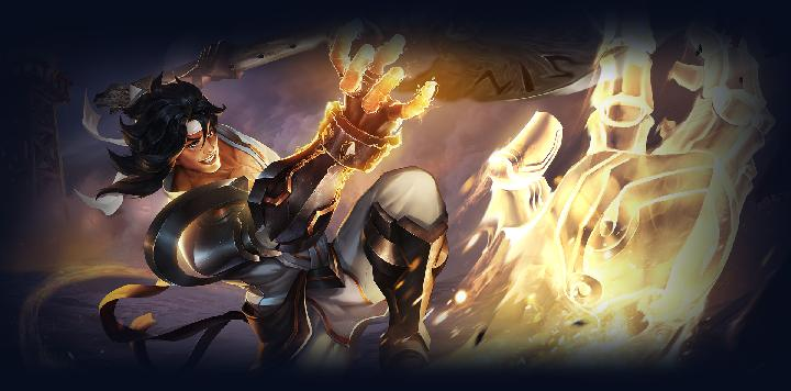 Hero Wiro Sableng dan game AOV (Arena of Valor). garena.co.id