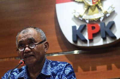 KPK Wants Immunity Right for Its Higher-ups
