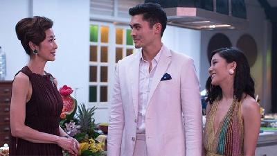 Dua Sekuel Film Crazy Rich Asians Digarap Sekaligus di 2020