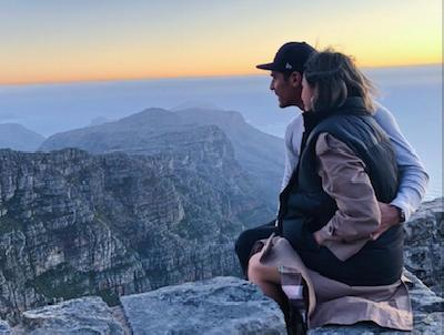 4 Cara Menikmati Table Mountain di Cape Town ala Jessica Iskandar