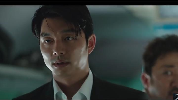 Gong Yoo di film Train to Busan. YouTube