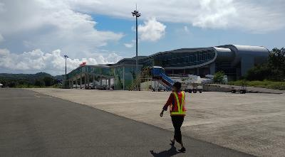 Labuan Bajo's Komodo Airport Requires Rp1.2 Trillion Investment