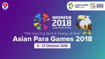 INFO: Asian Para Games 2018