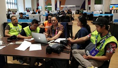 Mengenal Forum Fotografer Disabilitas di Asian Para Games 2018