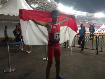 3 Indonesian Athletes Break Asian Record in 2018 Asian Para Games