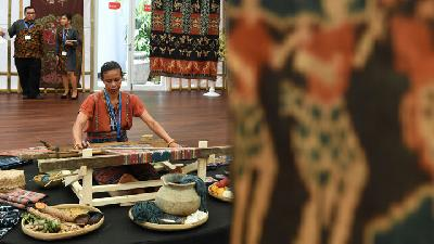 Indonesia Facilitates 34 Local Brands at Vietnam Fashion Fair