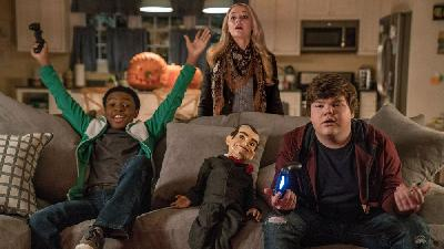 Fakta Seru Soal Film Goosebumps 2 Haunted Halloween