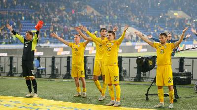 Hasil UEFA Nations League: Ukraina Kalahkan Rep. Ceko 1-0