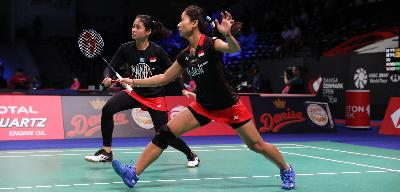 Jadwal Badminton Asia Mixed Team: Hari Ini Indonesia Vs Singapura