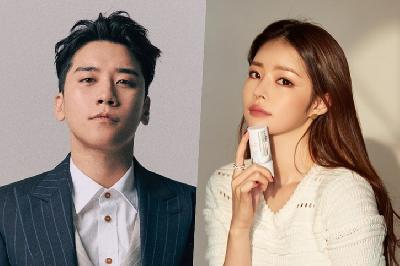 Yoo Hye Won Pacari Seungri Big Bang?
