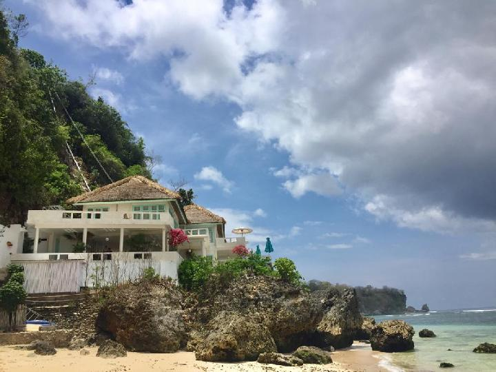 Mandala The Rock, Uluwatu, Bali, 5 November 2018 (TEMPO/Susan)