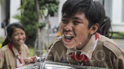 Water Day; 40 Percent Jakartans Bereft of Access to Clean Water