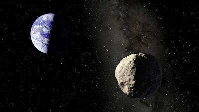 NASA Melacak Asteroid SF6 2006, Melewati Bumi 20 November