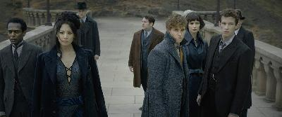 Kompleksitas Sihir Fantastic Beasts: The Crimes of Grindelwald