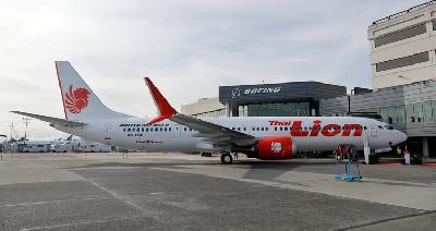 Indonesia Bans Boeing 737 MAX 8s to Fly during Eid Season
