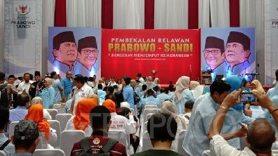 Prabowo-Sandiaga Supporters Request for Foreign Supervisors