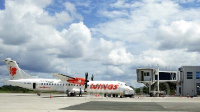 Wings Air Buka Rute Tarakan ke Nunukan
