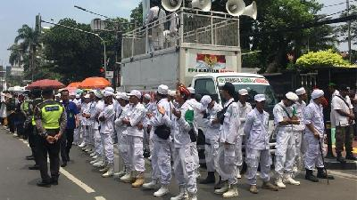 Rizieq Shihab Suspends FPI Events to Curb Coronavirus Spread
