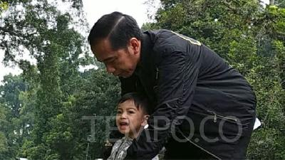 Ikut Nebeng Boy William, Jokowi Disebut Artis oleh Jan Ethes