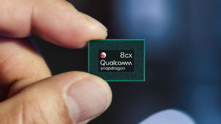 Qualcomm Snapdragon 8cx. (istimewa)