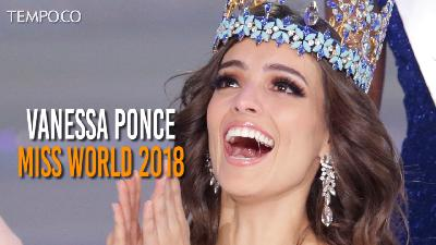 Vanessa Ponce de Leon Miss World 2018