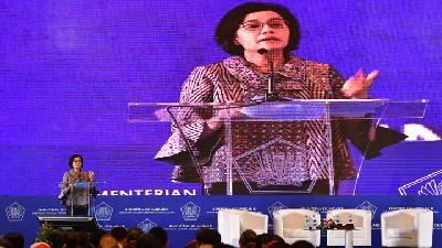 Sri Mulyani Luncurkan Program Digitalisasi Pembiayaan Ultra Mikro