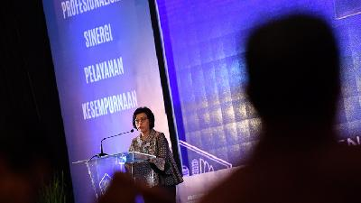 Sri Mulyani Lashes Out on State Official's Sexist Joke
