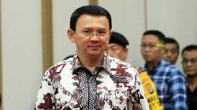 PDIP Thanks Ahok for Support Statement