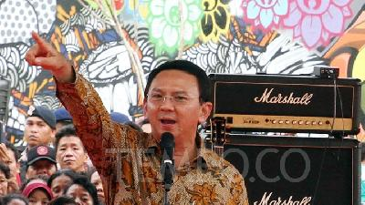 Basuki Tjahaja Purnama to Host a TV Program