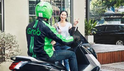 Grab Offers Free Rides to Woman whose Bike Smashed by Boyfriend