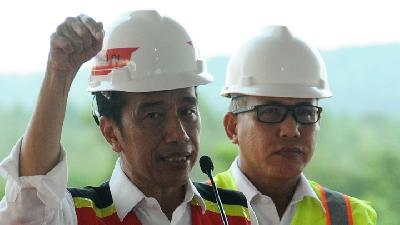 Jokowi, Palm Oil, and Electability Drop in Sumatra