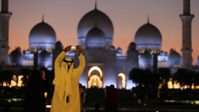 Indonesia to Have Abu Dhabi Sheikh Zayed Mosque Replica in Solo