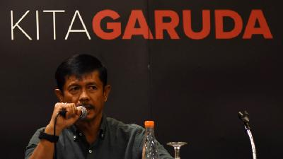 Indra Sjafri on PSSI Soccer Mafia Issue: I'm Not a Slave to Money