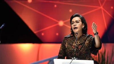 Kala Sri Mulyani Sebut Dirinya The Best Minister