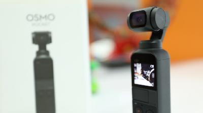 Review DJI Osmo Pocket: Ukuran Mungil, Performa Raksasa