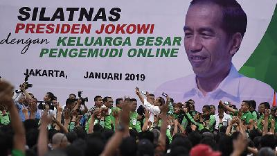 Gojek, Tokopedia Thank Jokowi for Support