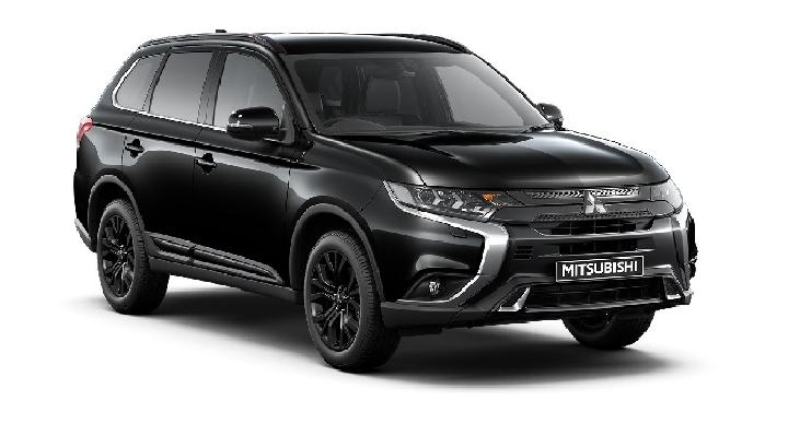 mitsubishi outlander black edition tambah garang. Black Bedroom Furniture Sets. Home Design Ideas