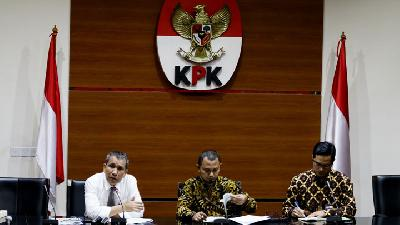 KPK Reminds State Officials to Report Wealth before March 31