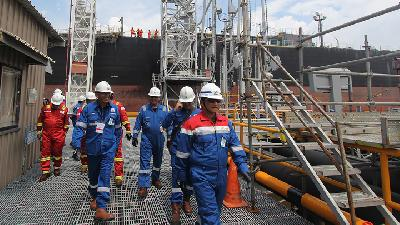 ESDM Ministry to Accelerate Refinery Development Project