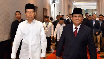 Komnas HAM : Jokowi, Prabowo Score Badly on Human Rights Issues