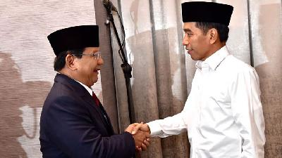 Infrastructure Issue: Lauded by Jokowi, Weapon for Prabowo