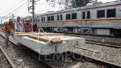 3 SOEs Export Railway Ties to the Philippines