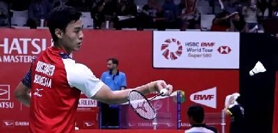 Shesar, Indonesia ke Semifinal Badminton Asia Mixed Team 2019